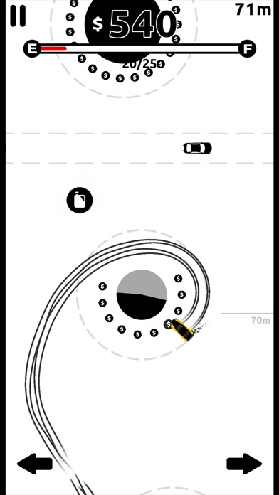 Donuts Drift Screenshot 2