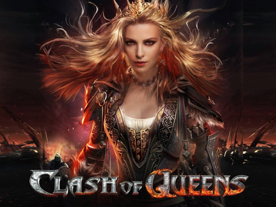 Clash of Queens: Light or Dark на iPad