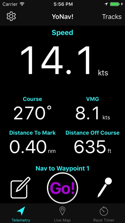 YoNav! GPS Navigation screenshot-2