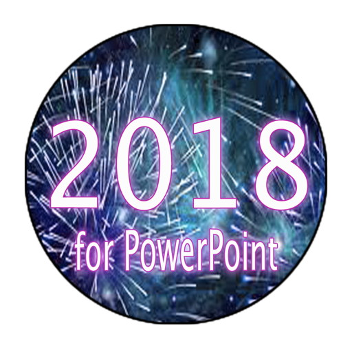 Calendars Templates 2018 for PowerPoint