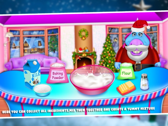 Fat Unicorn's Christmas Cake screenshot 6