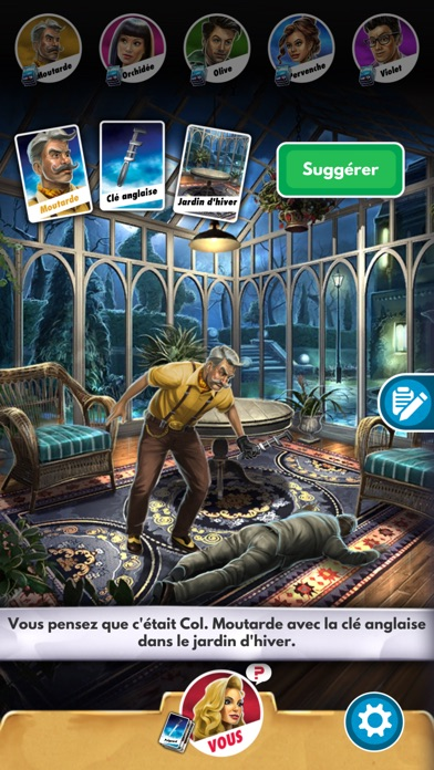 download Cluedo: The Official Edition apps 0