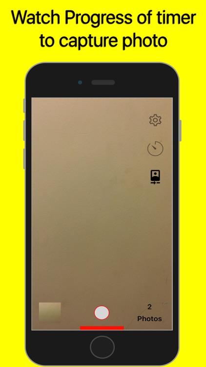 InstaCam - Auto Camera screenshot-3