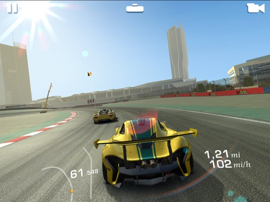 Real Racing 3 iPad
