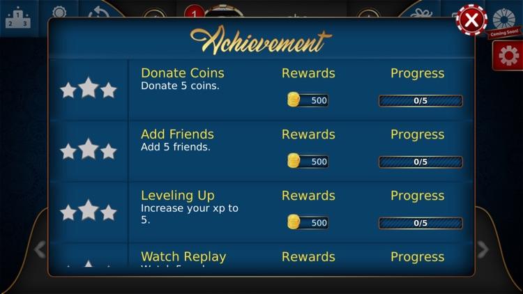 ChipIn Poker screenshot-4