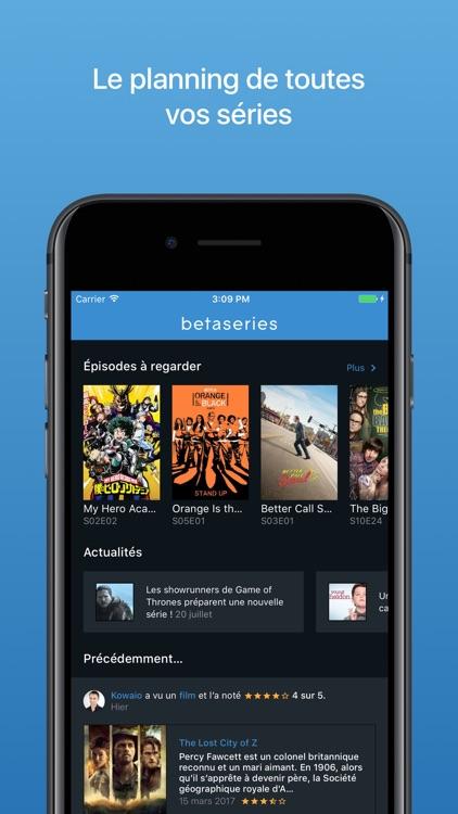 BetaSeries screenshot-0