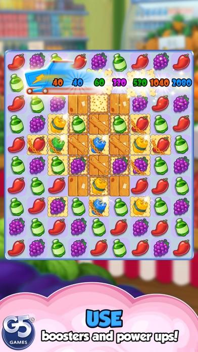 Supermarket Mania - Match 3 screenshot 2