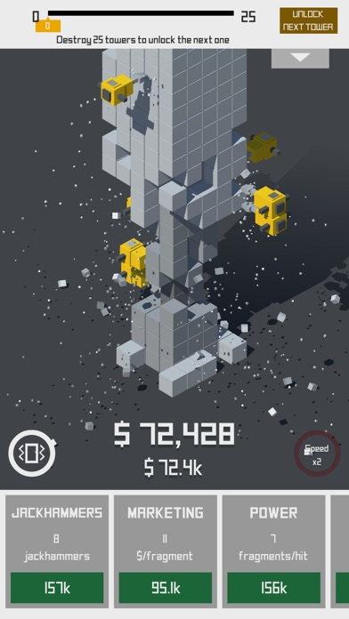 Jackhammer Tower Screenshot 4