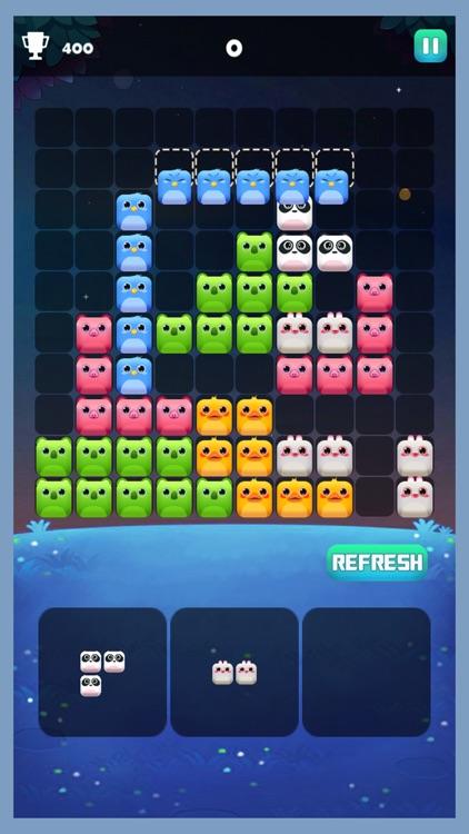 神奇的动物-欢乐爱消除休闲益智消消乐游戏 screenshot-4