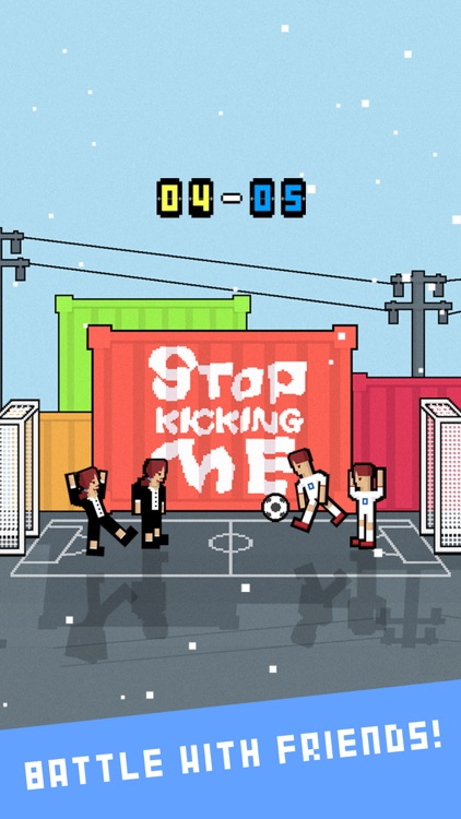 Holy Shoot-soccer physics screenshot-3