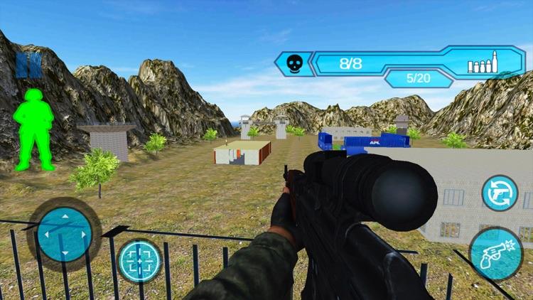 IGI Commando Counter Attack 3D: Survival Story screenshot-4