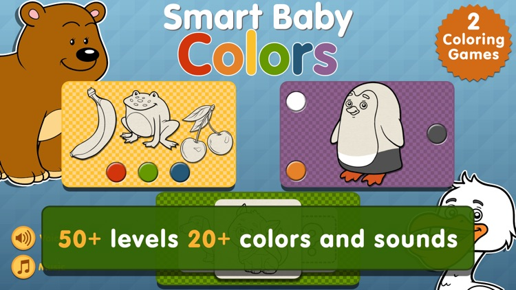 Smart Baby Colors screenshot-0