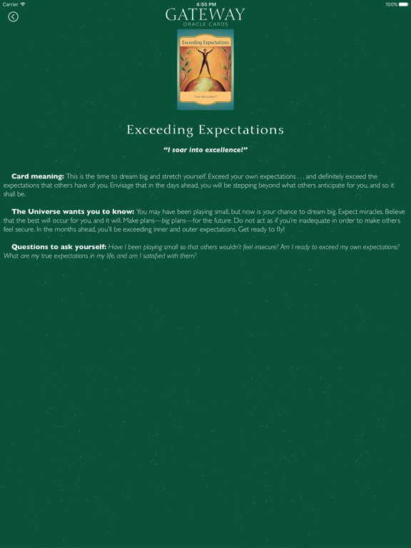 The Gateway Oracle Cards screenshot 10