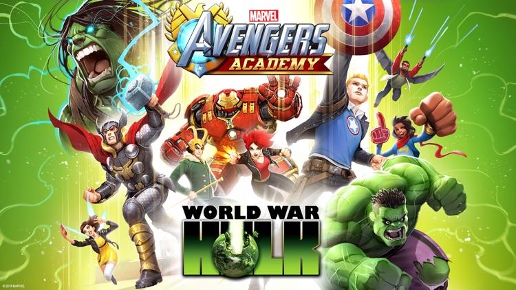 MARVEL Avengers Academy screenshot-0