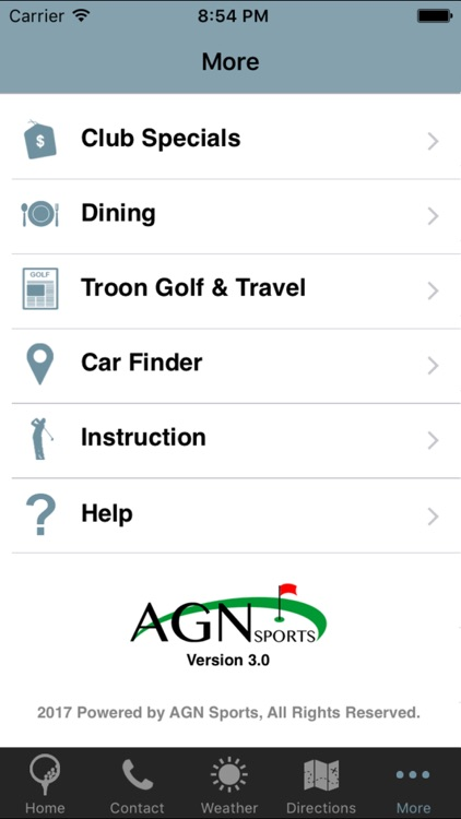 Highland Park Golf Course AL screenshot-4