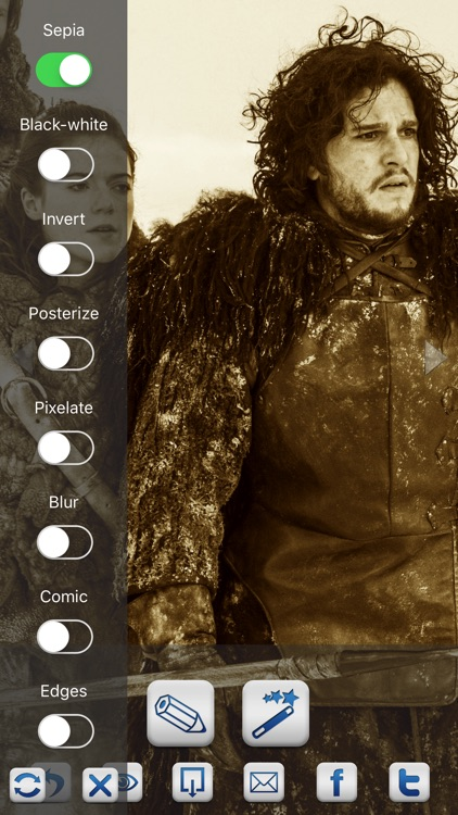 Wallpapers for Game Of Thrones - winter is comming