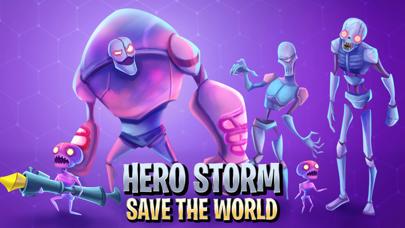 Hero Storm - Save the World screenshot one