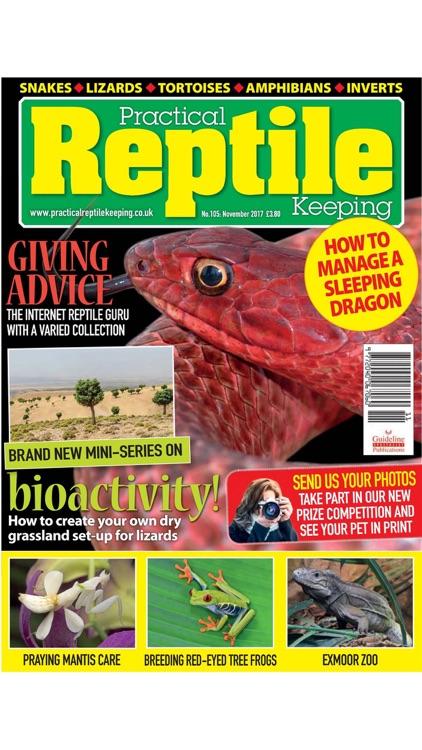 Practical Reptile Keeping screenshot-4