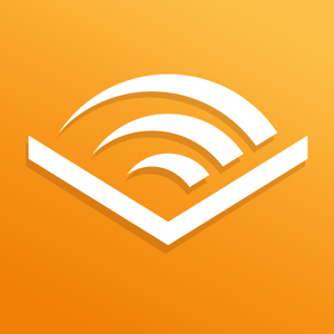 Audible – audio books, original series & podcasts Books app