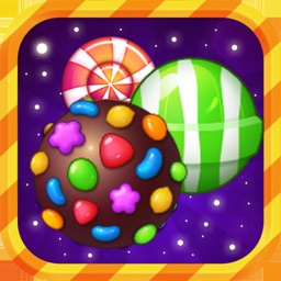 Sweet Candy Fever Match3 Game