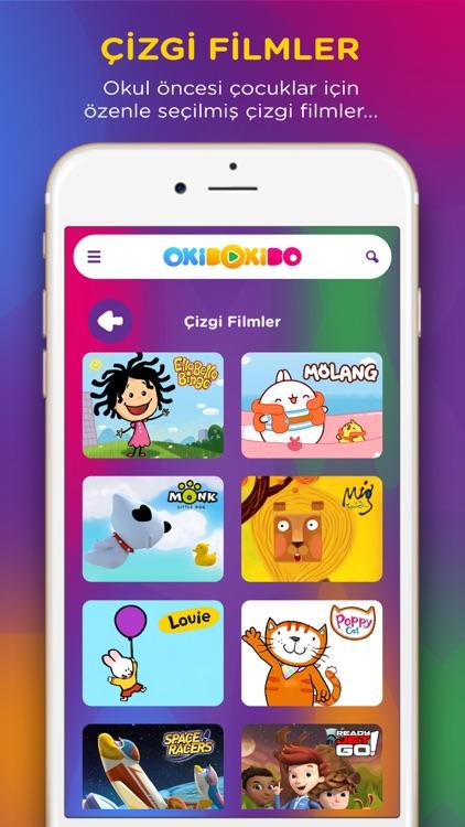 Okidokido çocuk çizgi Film Tv By Okidokido Digital Technologies Limited