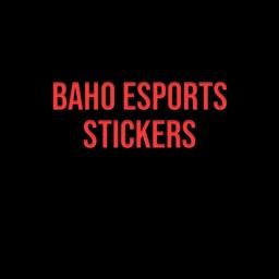 Baho Esports Stickers