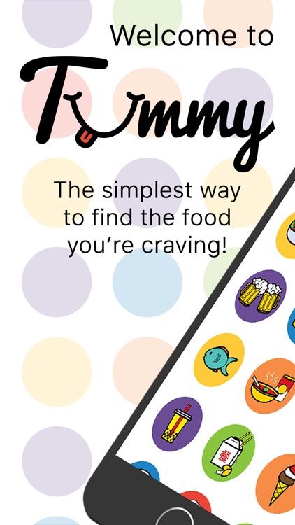 Tummy - The Food Finder screenshot-0