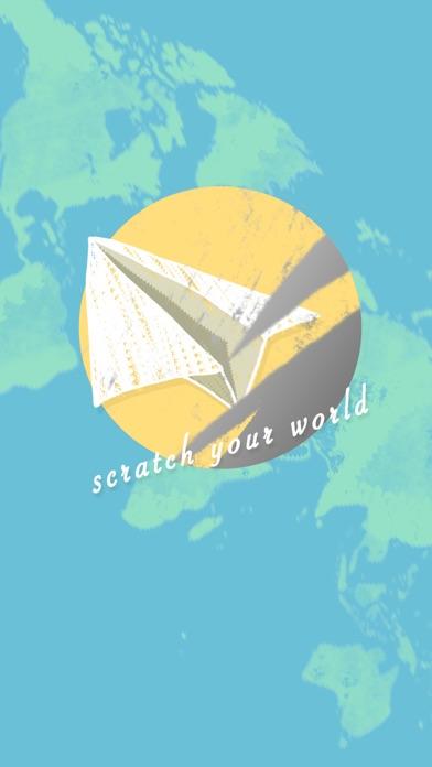 Screenshot for Scratch-Off Map in Brazil App Store