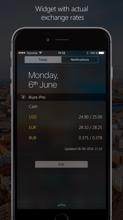 iKursPro-Currency converter UA screenshot-4