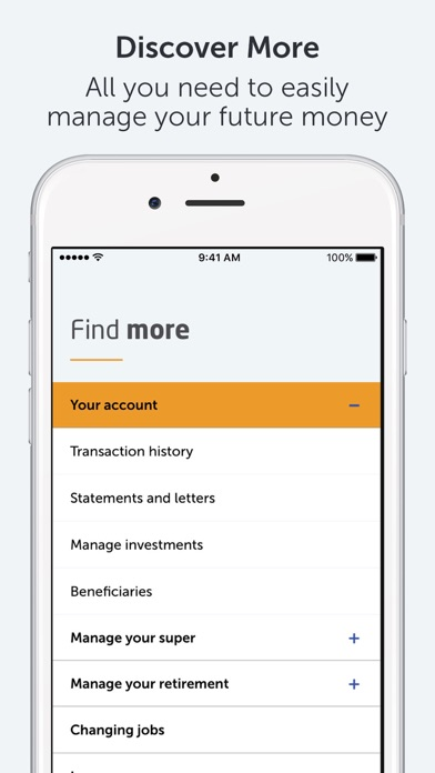 Download Sunsuper - manage your super for Pc
