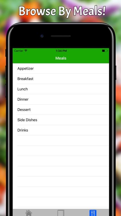Gluten Free Recipe Book screenshot-4