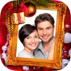 Design Christmas pictures icon