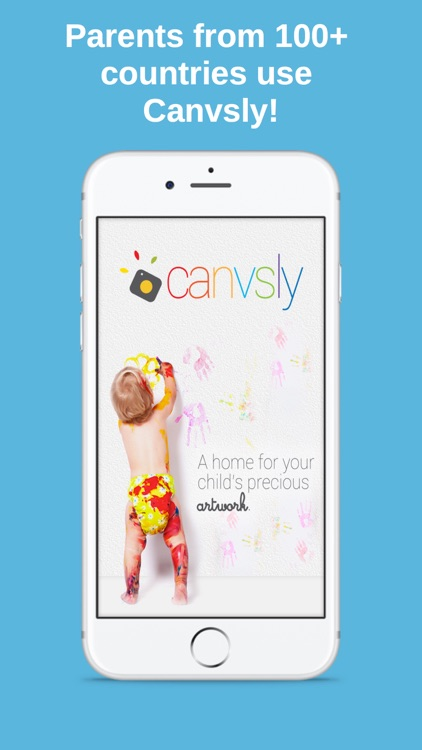 Canvsly - Save Kids Artwork screenshot-0