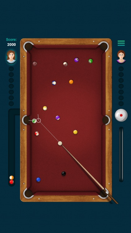 8 Ball Billiards screenshot-4