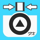 Square FX with Shapes icon