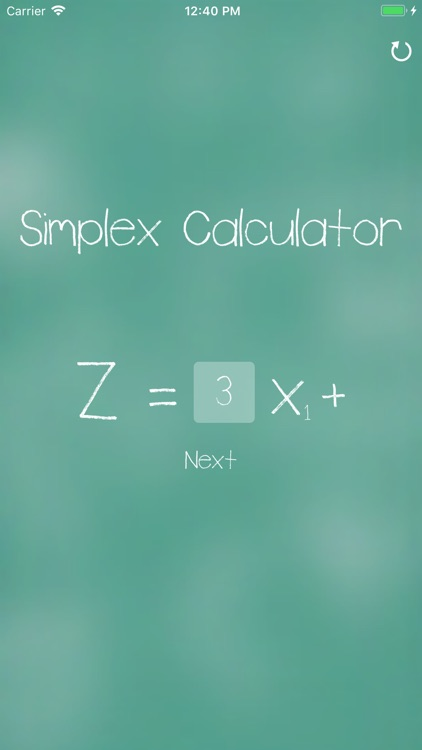 Simplex Calc screenshot-1