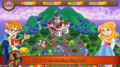 Tiny Castle Screenshot on iOS