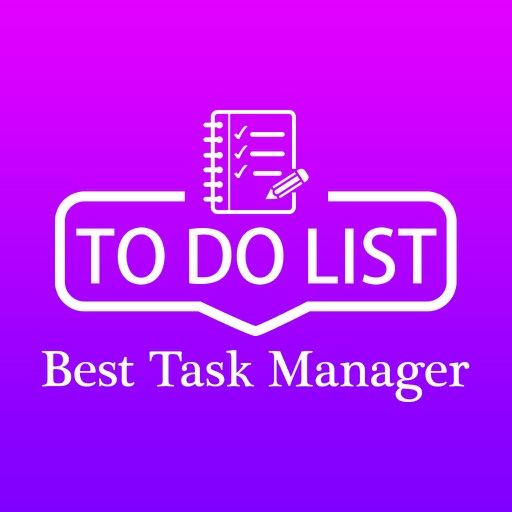 To Do List - Best Task Manager iOS App
