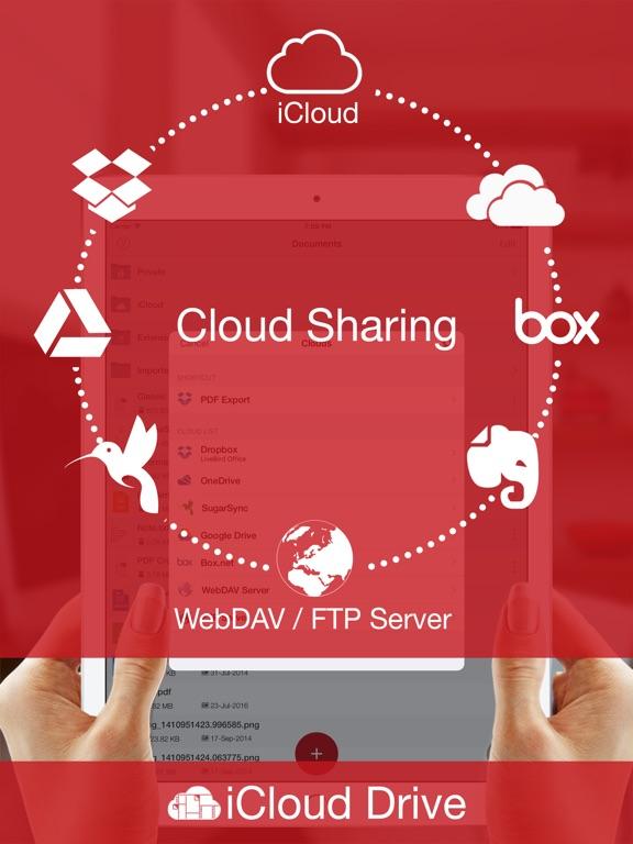 PDF Export Screenshots