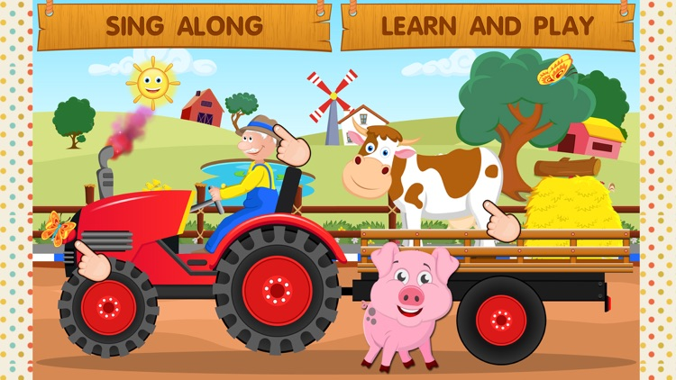 Old MacDonald Had a Farm Song screenshot-0