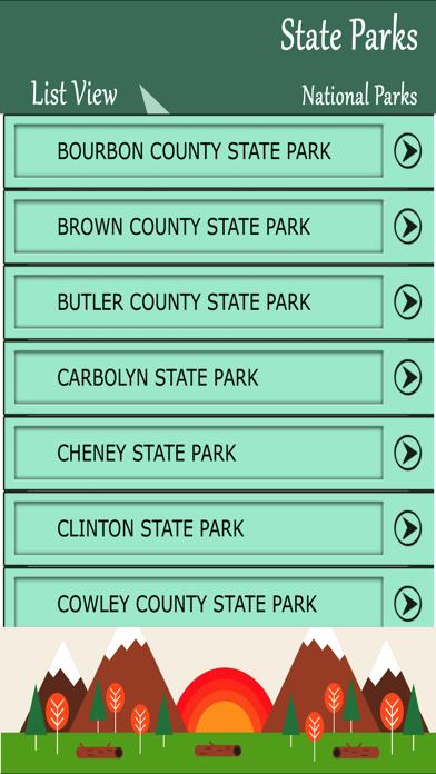 State Parks In Kansas screenshot two