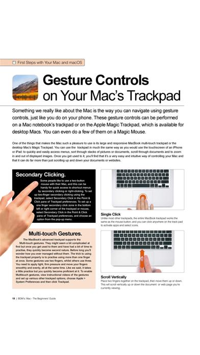 BDM's Guides for Mac & Macbook screenshot 4