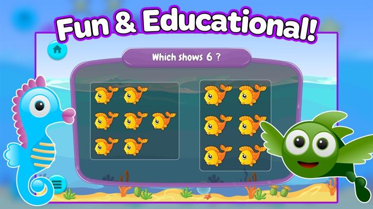 Cool Preschool Math Learning screenshot-4