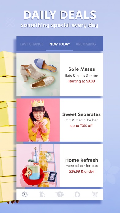zulily: shop all the things! for Windows