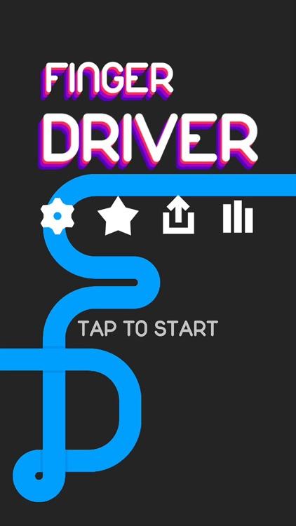 Finger Driver screenshot-3