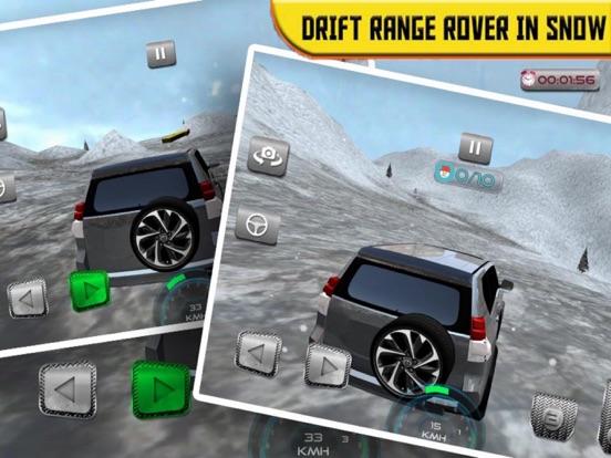 Snow Driver Skill 3D screenshot 3