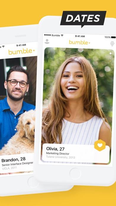 Bumble - Meet New People app image