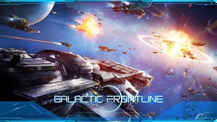 Galactic Frontline screenshot-0