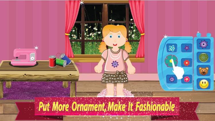 Tailor Shop - Design Cloth