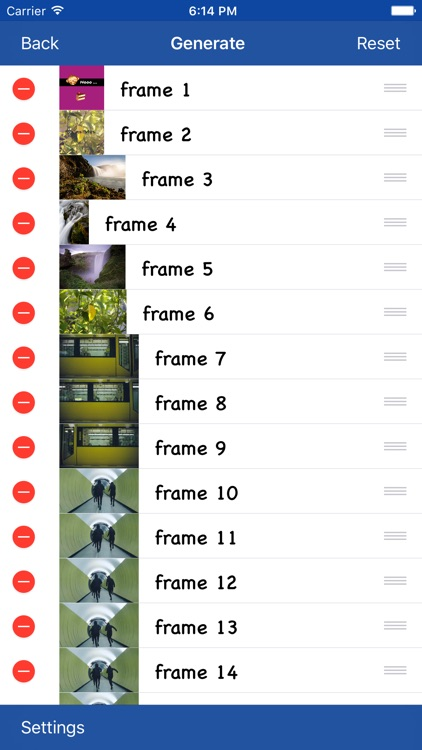 Gif Maker from Photo screenshot-4